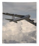 B52-h  Fleece Blanket