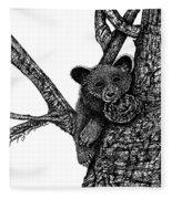 Baby Bear Fleece Blanket