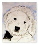 Baby Higgins Fleece Blanket