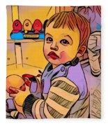 Baby Play Fleece Blanket