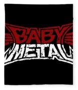 Babymetal Fleece Blanket