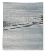 Back To The Dock Fleece Blanket