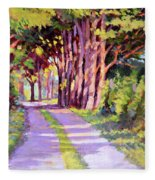 Backroad Canopy Fleece Blanket
