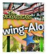 Backyardigans Swing-a-long Fleece Blanket