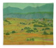 Badlands Grandeur Fleece Blanket