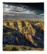 Badlands Fleece Blanket