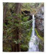 Balance In Nature Fleece Blanket