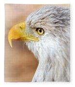 Bald Eagle 15 Fleece Blanket