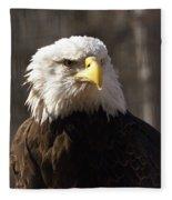Bald Eagle 5 Fleece Blanket