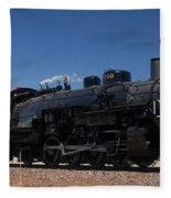 Baldwin Mikado 2-8-2 No 4960 Steam Locomotive Williams Arizona Fleece Blanket