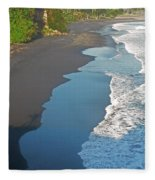 Bali Western Shore Fleece Blanket