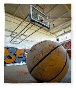Ball Is Life Fleece Blanket