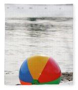 Ball Of Fun Fleece Blanket