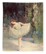 Ballet Fleece Blanket