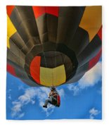 Balloon Fantasy 28 Fleece Blanket