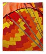 Balloon Fantasy 30 Fleece Blanket