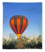 Balloon Launch Fleece Blanket