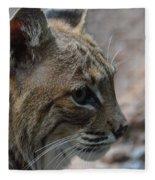 Bama Bobcat Fleece Blanket