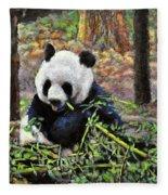 Bamboo Loving Fleece Blanket