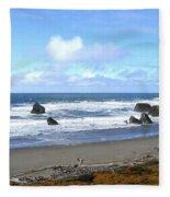 Bandon 16 Fleece Blanket