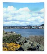 Bandon 2 Fleece Blanket