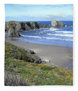 Bandon 8 Fleece Blanket