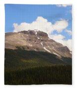 Banff National Park IIi Fleece Blanket