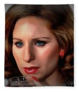 Barbara Streisand Collection - 1 Fleece Blanket