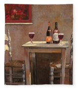 Barbaresco Fleece Blanket