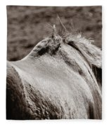 Bareback Fleece Blanket