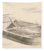 Barge Fleece Blanket