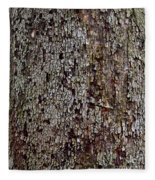 Bark Fleece Blanket