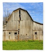 Barn 101 Fleece Blanket