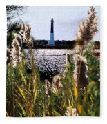 Barnegat Bay Fleece Blanket