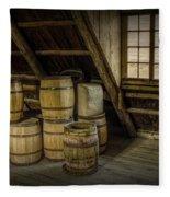 Barrel Casks Fleece Blanket