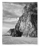 Barren Coast Fleece Blanket