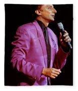 Barry Manilow-0785 Fleece Blanket