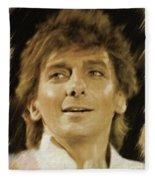Barry Manilow, Music Legend Fleece Blanket