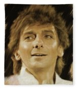 Barry Manilow, Music Legend Fleece Blanket