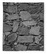 Basalt Wall Fleece Blanket