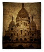 Basilica Fleece Blanket