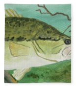 Bass Fleece Blanket