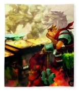 Bastion Fleece Blanket