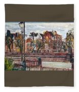 Battersea Park Fleece Blanket