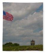 Battle Flag Fleece Blanket