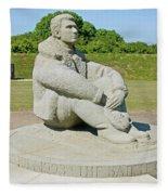Battle Of Britain Memorial Fleece Blanket
