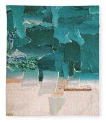 Beach Fleece Blanket