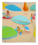 Beach Living Fleece Blanket