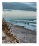 Beach Surrender Fleece Blanket