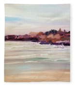 Beach Warmth Fleece Blanket